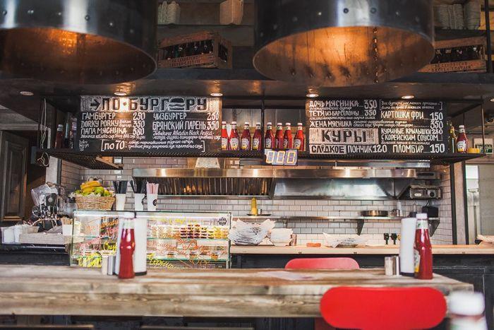 Бизнес план бургерной пример корейские бизнес план